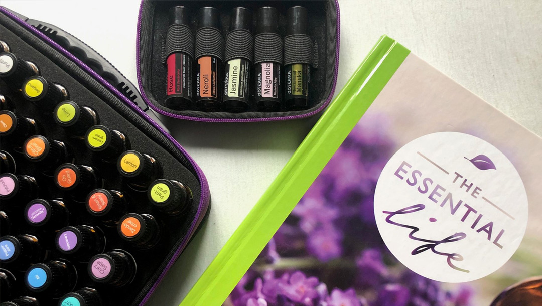 Image: Introduction to Essential Oils